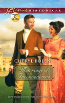 Marriage of Inconvenience (Mills & Boon Love Inspired Historical)