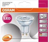 ledlamp GU10 4,6W 36° PAR16 840 dimbaar