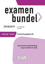 Examenbundel vmbo-gt/mavo Maatschappijleer 2018/2019