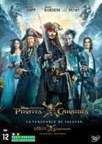 DVD cover van Pirates Of The Caribbean 5 - Salazars Revenge