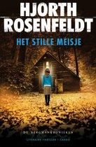 Boekomslag van 'Bergmankronieken 4 - Het stille meisje'