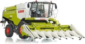 Claas Lexion 760 Combine with Conspeed Corn Header