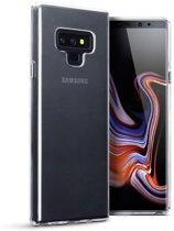 Samsung Galaxy Note 9 hoesje - CaseBoutique - Transparant - TPU