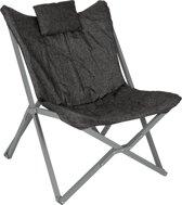 Bo-Camp Urban Outdoor - Relaxstoel - Edmonton - Aluminium