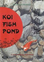 Koivijver - Relaxation DVD - Koi Fish Pond with Nature and Water Sounds