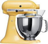 KitchenAid Artisan 5KSM150PSEMY - Keukenmachine - Geel