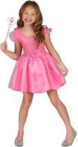 Roze prinses kostuum voor meisjes  - Verkleedkleding - 116/122