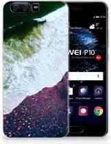 Huawei P10 TPU Hoesje Design Sea in Space