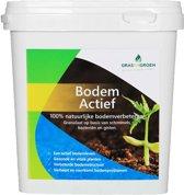 Bodem activator 3,5 kg voor 35-70 m² - Bodem Actief - Ent bodemleven