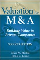 Valuation for M&A