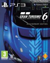 Gran Turismo 6 - Anniversary Edition