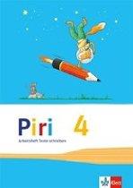 Piri Das Sprach-Lese-Buch. Arbeitsheft mit drei phänomenorientierte Einzelheften. Druckschrift 4. Schuljahr