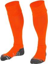 Stanno Uni Voetbal Sokken Sportsokken - Maat 25-29 - Unisex - rood/oranje