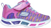 Skechers Sneakers Kinderen LITEBEAMS-COLORBURST - 10767N NPMT Neon/Pink/Multi