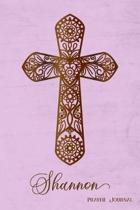 Prayer Journal, Shannon