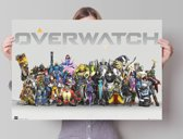 Overwatch - Cast  - Poster 91.5 x 61 cm