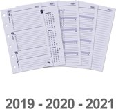 Kalpa 6237-19-20-21 Pocket-Junior organiser week agenda NL 2019-2020-2021