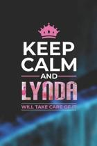 Keep Calm and Lynda Will Take Care of It