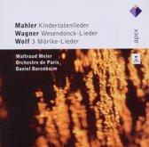 Mahler, Wagner & Wolf : Kinder