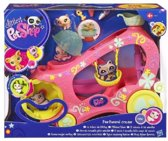 Littlest Pet Shop Dierenvoertuig