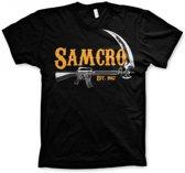 SAMCRO t-shirt voor heren Xl