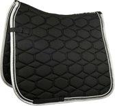 HKM Zadeldekje -Crystal fashion- zwart Veelzijdigheid