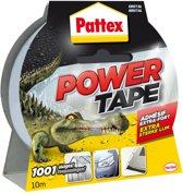 Pattex Power Tape - 10 meter - Transparant