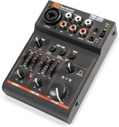 Power Dynamics PDM-D301 3-Kanaals USB Mixer