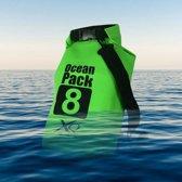 MikaMax - Dry Bag - Waterdichte Tas - 2L - Geel