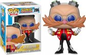 Funko Pop! Sonic The Hedgehog Dr. Eggman Vinyl Figure - Verzamelfiguur