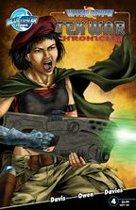The Tek War Chronicles #4