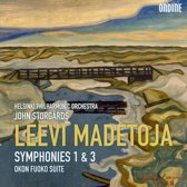 Leevi Madetoja - Symphonies 1 & 3