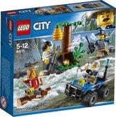 LEGO City Bergpolitie Bergachtervolging - 60171