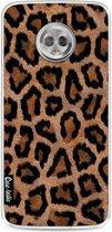 Casetastic Softcover Motorola Moto G6 - Leopard