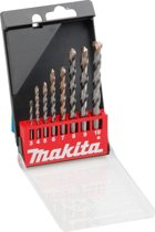 """Makita Borenset """"beton"""" 8-delig"""