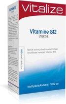 Vitalize Vitamine B12 - 100 tabletten - Voedingssupplement