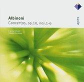 Apex/Scimone - Albinoni/Cts.Op 10 N