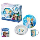 Disney Frozen porseleinen servies in giftbox