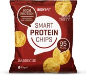 Body & Fit Food Smart Chips - 1 box (12 zakjes) - Barbecue