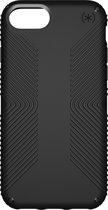 Speck Presidio Grip - Hoesje voor iphone 8 - Black