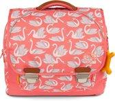 Stones and Bones Cherry Meisjes Schooltas - Pink