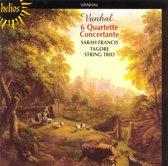 Vanhal: Six Quartette Concertante