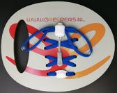 Triatlonveters Greeper Sports BLAUW 140 cm