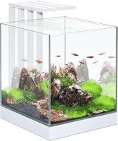 Ciano Nexus Pure 25 Aquarium - 29x29x29 - 22L - Wit