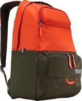 Thule Departer - 21L - Laptop Backpack - groen/oranje