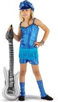 Popstar Blauw Maat M