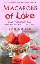 Macarons of Love: (The Yolanda's Yummery Series, Book 4)