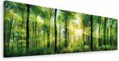 REINDERS Bright Summer Forest - Deco Block - 118x40cm