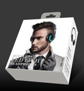 Draardloos Bluetooth Stereo Headset Met Led Verlihting - Led Light - ZW-19A