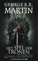 Boek cover Game of Thrones - Het spel der tronen van George R.R. Martin (Paperback)